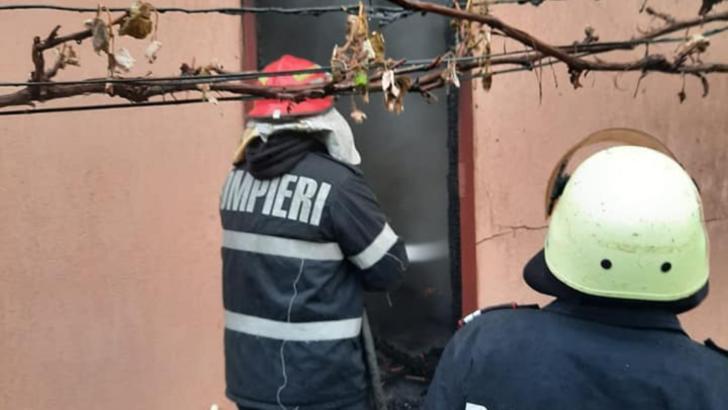Incendiu violent, în Săcele: o casă și un restaurant, în flăcări / Foto: Arhivă