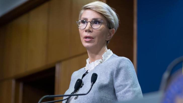 """Raluca Turcan, la Sibiu: """"Am alocat 1,2 miliarde de euro pentru aparatură medicală în această bătălie pe care o avem de dus pentru sănătatea publică"""""""
