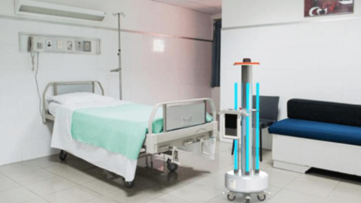 România va primi roboți pentru dezinfectare în secțiile COVID