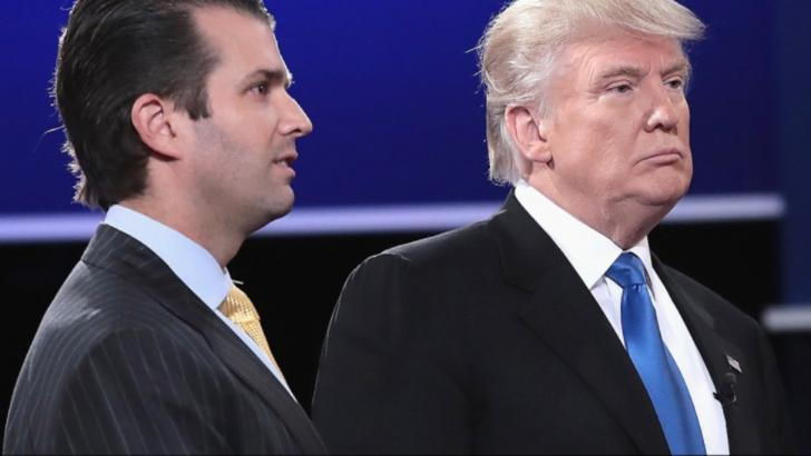 Donald Trump Junior s-a infectat cu noul coronavirus