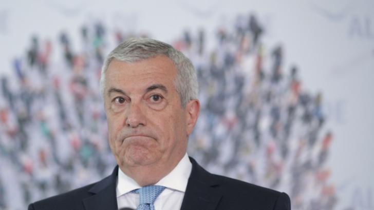 Fostul premier, Călin Popescu Tăriceanu