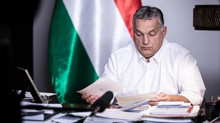Viktor Orban salută desemnarea lui Florin Cîțu în funcția de șef al Guvernului României