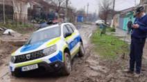 braila masina politie inpotmolita