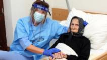 Cum s-a vindecat de COVID-19 o femeie de aproape 100 de ani în Croația Foto: Croatiaweek.com