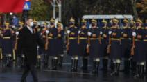 """Klaus Iohannis, mesaj de 1 Decembrie: """"Peste ani vom putea fi mândri de modul în care românii au răspuns acestei provocări a pandemiei"""" /foto INQUAM"""