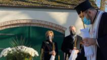 FOTO + VIDEO Trei ani de la moartea Regelui Mihai. Slujbă fără public la Săvârșin