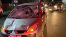 Accident mortal pe trecerea de pietonni la Movilița, jud. Ialomița