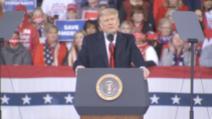 Donald Trump nu se lasă. I-a asigurat pe susținătorii săi că va câștiga alegerile
