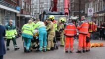 Atac Olanda - 2 raniti in Haga dupa un atac cu cuțit