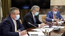 Premierul interimar Nicolae Ciucă Foto: Guvernul României