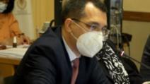 Ministrul Sănătății, Vlad Voiculescu: Mă voi vaccina când îmi va veni rândul. Este un moment istoric