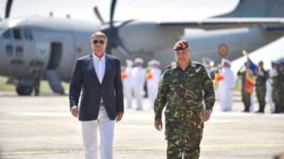 Nicolae Ciucă, generalul din apropierea lui Iohannis, posibil viitor premier. Foto/Inquam