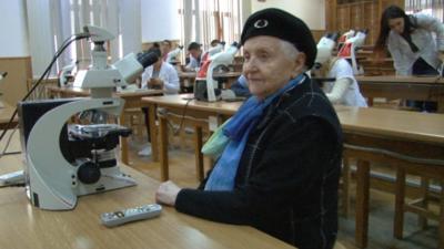 Sylvia Hoisie. Foto: www.top10suceveni.ro