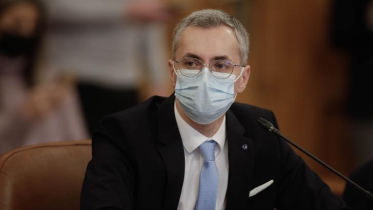 Stelian Ion, ministru al Justiției Foto: Inquam Photos / George Calin