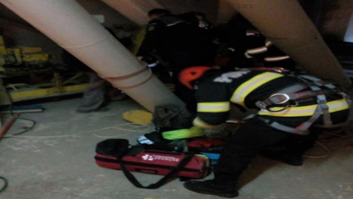 Accident în Portul Constanța. Un bărbat a murit, după ce a căzut într-un siloz