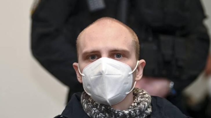 Autorul atentatului terorist asupra sinagogii din Halle, Germania din 2019, condamnat la închisoare pe viaţă