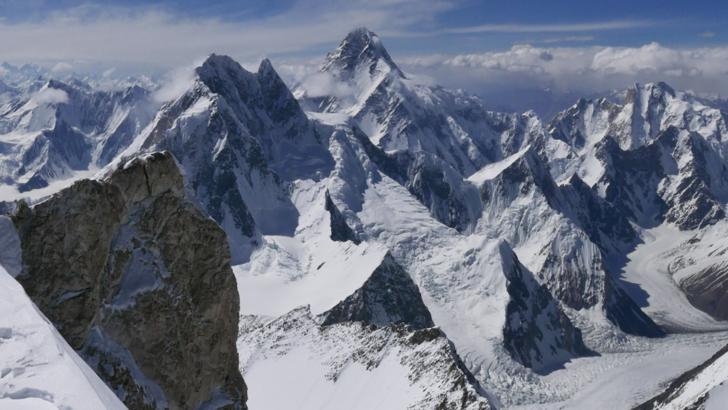 Alpinism fără precedent. Român pe muntele sălbatic / arhiva foto: Alex Găvan
