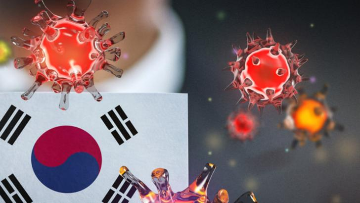 coronavirus Coreea de Sud