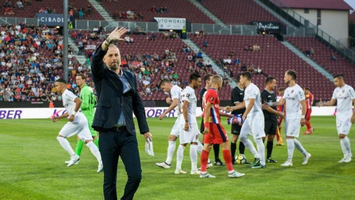 EXCLUSIV   Soarta lui Petrescu, pecetluită de acum o lună! Iordănescu semnează vineri cu CFR