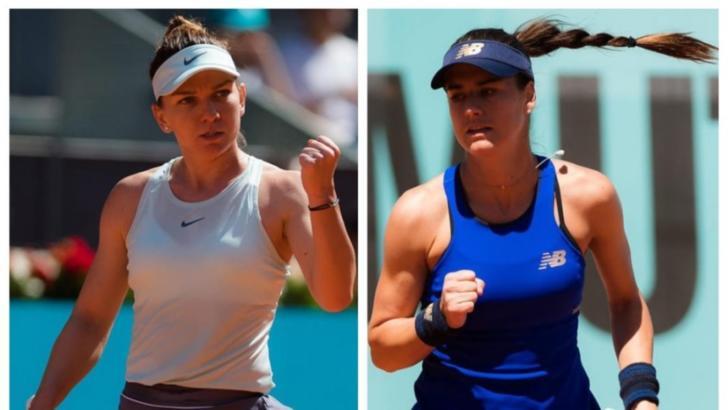 Final de sezon excelent pentru Sorana Cîrstea! Cum a ajutat-o Simona Halep în victoria de la Dubai