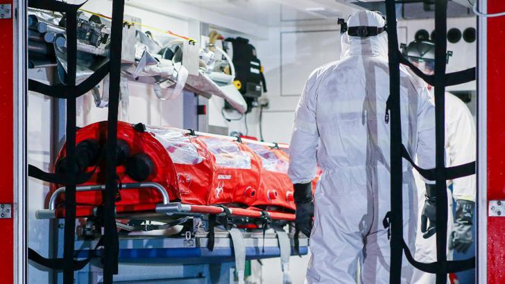 Bilanț coronavirus 1 decembrie. Informații oficiale - cazuri noi, decese / Foto: Inquam Photos, Virgil Simonescu