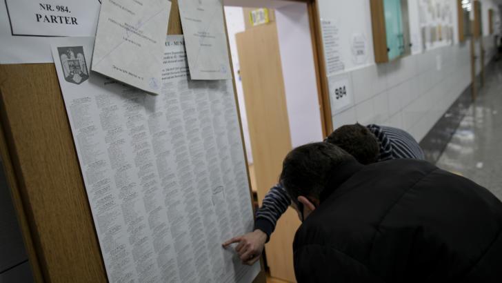 Șeful Autorității Electorale cere ca drepturile observatorilor să nu fie îngrădite (sursă foto: Octav Ganea/Inquam)