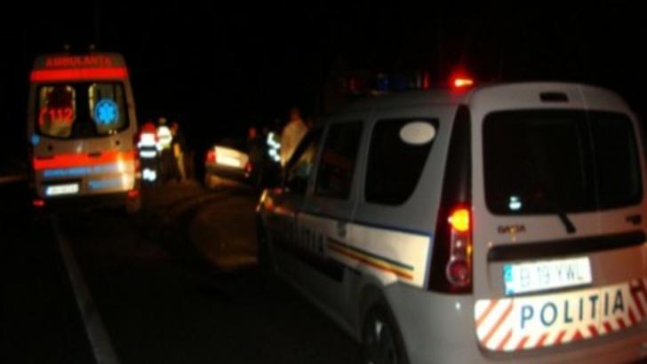 Accident de circulație la Brăila! Un bărbat a fost grav rănit după ce a fost lovit de o mașină