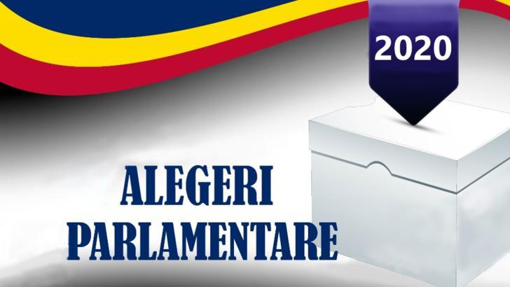 Rezultate parțiale alegeri parlamentare
