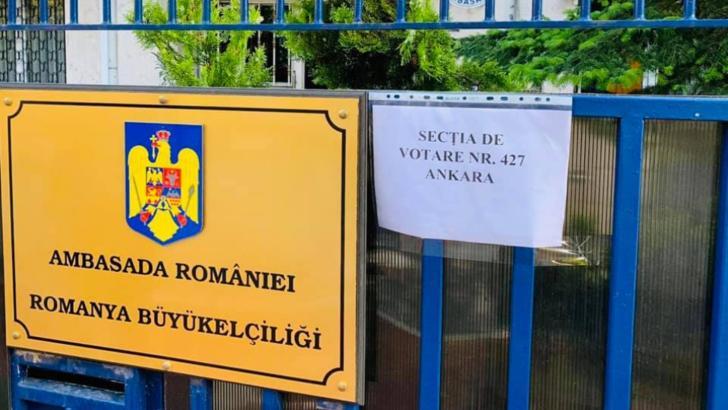 Alegeri parlamentare 2020 Românii care votează în Turcia, scutiți de restricțiile de circulație