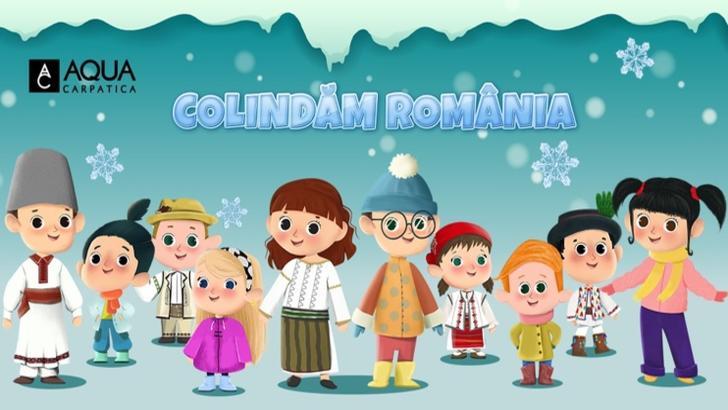Hai cu AQUA Carpatica la colindat și împreună putem schimba vieți! (P)