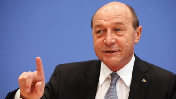Traian Băsescu, europarlamentar, fost președinte al României