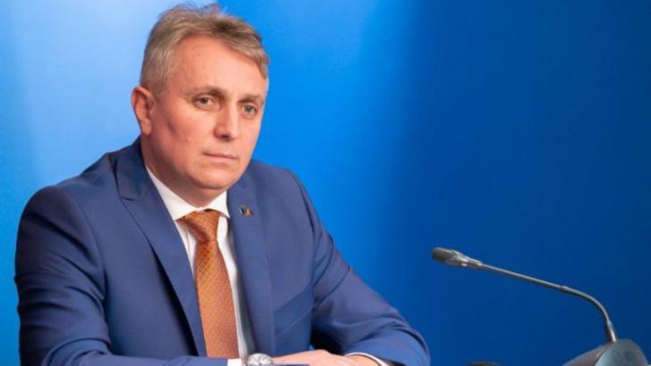 Lucian Bode, ministrul Afacerilor Interne