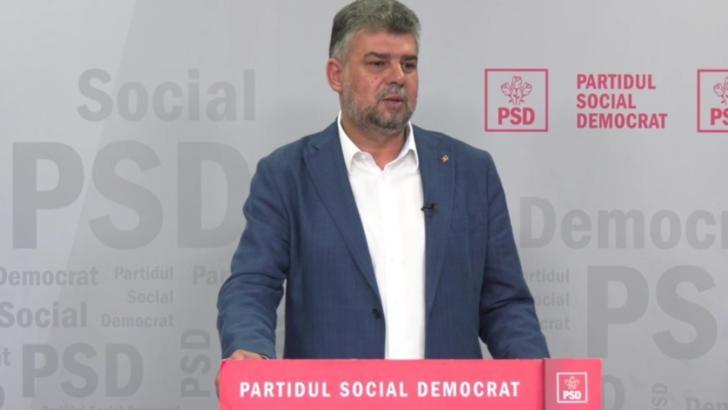 Marcel Ciolacu, președinte PSD Foto: Inquam Photos
