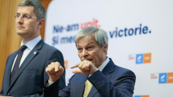 Alianţa USR-PLUS propune noi secretari de stat