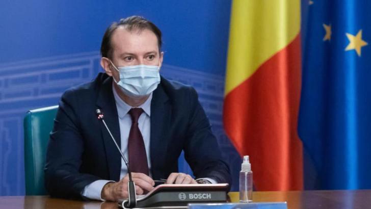 """Premierul Florin Cîțu, despre întârzierile în livrarea vaccinului: """"Nu vom precupeţi niciun efort pentru a ne vaccina cât mai repede. Să-i vaccinăm pe toţi românii"""""""