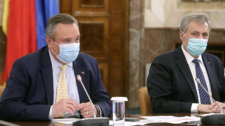 Premierul interimar Nicolae Ciucă și ministrul Marcel Vela au inaugurat Punctul Mobil de colectare de plasmă convalescentă - VIDEO