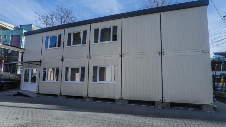 Investiție de aproximativ 1 milion de euro pentru extinderea secției de Boli Infecțioase a Spitalului de Pediatrie din Sibiu