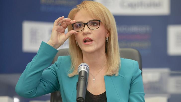 """Gabriela Firea, atac fulgerător: """"Așa guvernare ruptā de realitate nu gāsim în toatā Europa!"""" Foto: INQUAM"""