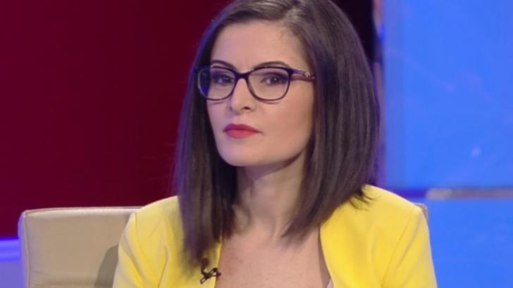 Directorul ANM - Gabriela Băncilă