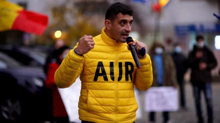 George Simion (AUR), primul deputat al României care are interdicție de intrare în Republica Moldova