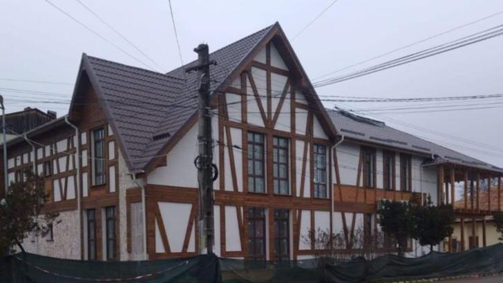 """Grădinița """"fantomă"""" de la Vidra, cu care se lăuda, pe hârtie, Olguța Vasilescu, a fost finalizată de Ministerul Agriculturii, cu bani europeni"""