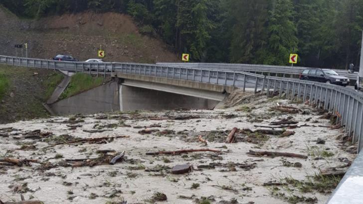 Inundații - imagine de arhivă