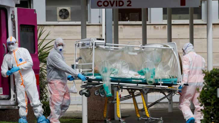 Record negativ în Italia: 1.000 de decese Covid-19 într-o singură zi, cel mai mare număr de la debutul pandemiei