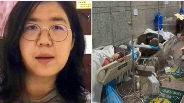 Jurnalistă din China, condamnată la 4 ani de închisoare în urma reportajelor despre Wuhan