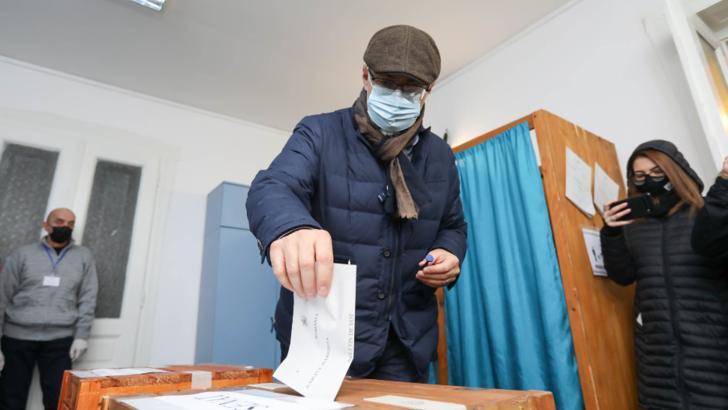 Mehedinți, județul campion al României la vot