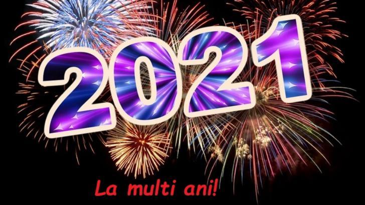 MESAJE  REVELION 2021