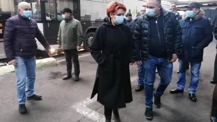 """Alegeri parlamentare 2020. Lia Olguța Vasilescu: După  mulți ani, am votat """"contra"""""""