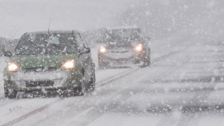 Vremea se schimbă din nou! Avertizare meteo COD GALBEN de ninsori, polei și vânt puternic - Care sunt zonele vizate