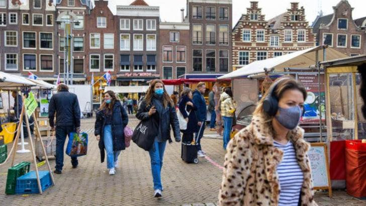 Bilanț sumbru în Olanda din cauza pandemiei: record de decese după cel de-al doilea Război Mondial