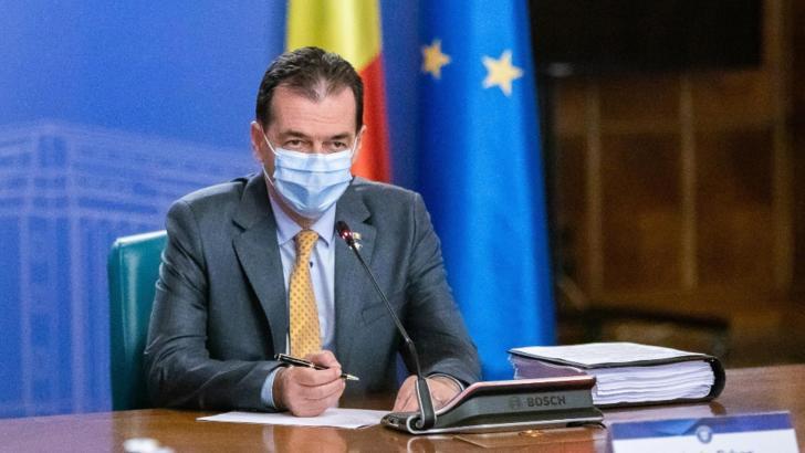 Presedintele Camerei Deputatilor - Ludovic Orban